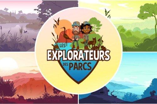 """Alpes-Maritimes : """"Les explorateurs des parcs"""", l'application smartphone ludique et interactive pour enfants"""