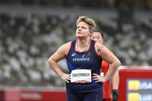 """JO de Tokyo 2021 : l'Annécienne Alexandra Tavernier en finale au lancer de marteau """" une 4ème place, ça fait mal """""""