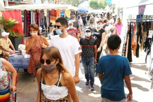 Vaucluse : le taux d'incidence triple en une semaine, le masque redevient obligatoire en extérieur