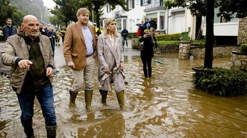 Inondations en Europe : des milliers d'évacuations aux Pays-Bas avant une crue historique de la Meuse