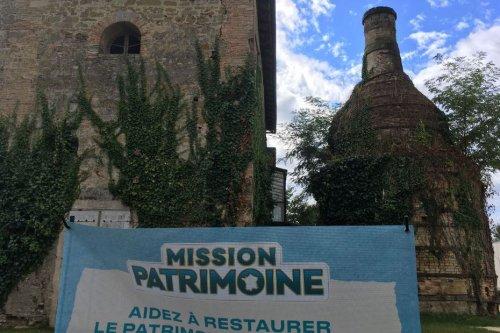 Gironde : le four-bouteille de Gradignan reçoit 500 000 euros du Loto du patrimoine