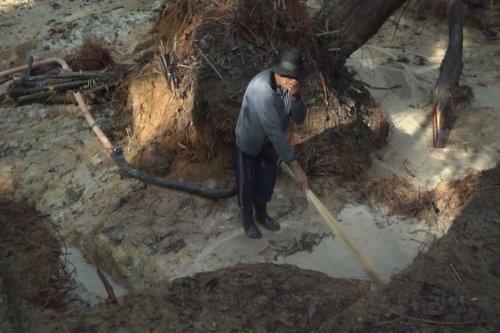 Brésil : les ravages de l'orpaillage clandestin en Amazonie - Guyane la 1ère