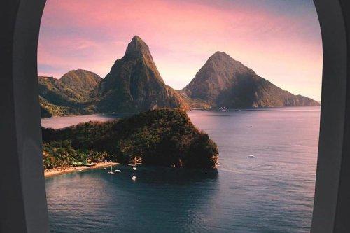 Sainte-Lucie reste le nid d'amour de la Caraïbe - Martinique la 1ère