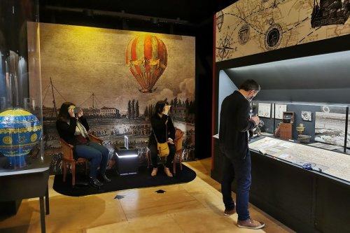 Saint-Brieuc. Au musée de la montgolfière, prendre son envol sans quitter le sol