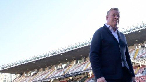 Liga : Ronald Koeman limogé de son poste d'entraîneur du FC Barcelone, Sergi Barjuan nommé par intérim
