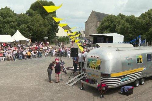 Culture bretonne. La caravane du Kenleur Tour propose des concerts à travers la Bretagne
