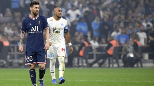 """OM-PSG : """"Aucune équipe ne méritait de gagner"""", estime Dimitri Payet après le match nul entre Marseillais et Parisiens"""