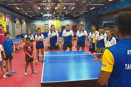 Championnats de France de ping pong : 6 Polynésiens motivés pour gagner - Polynésie la 1ère