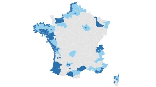 CARTE. Covid-19 en France : voici les communes et départements où le port du masque est redevenu obligatoire en extérieur