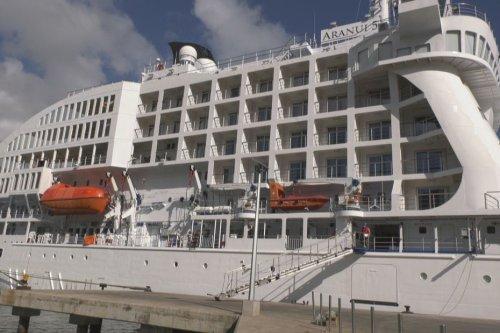 Transport maritime : l'Aranui autorisé à reprendre du service - Polynésie la 1ère