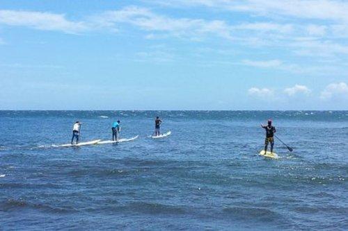 Six aventurières vont traverser à la rame l'océan Pacifique - Polynésie la 1ère