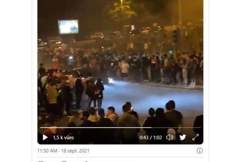Bron (Rhône) : Un nouveau rassemblement illégal de voitures tuning dispersé à coup de gaz lacrymogène