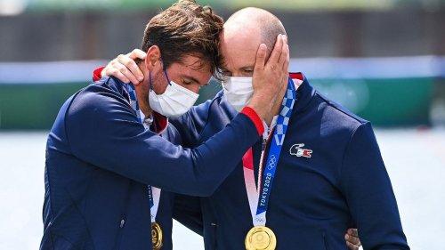 JO 2021 : une médaille d'or en aviron, Humbert et Chardy en quarts de finale, douche froide en basket 3x3... Le bilan de la journée des Français à Tokyo