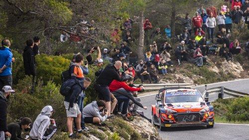 Rallye d'Espagne : Neuville capitalise et creuse l'écart sur Evans et Ogier