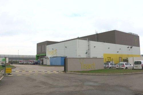 À Poulainville dans la Somme, 3 ministres attendus sur le chantier d'Ynsect, la plus grande ferme verticale au monde
