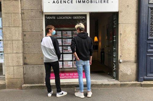 """Rennes : trouver un logement étudiant, """"c'est de la folie"""""""