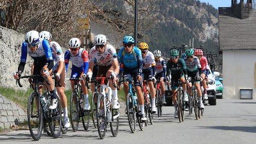 Tour des Alpes : suivez la 4e étape en direct