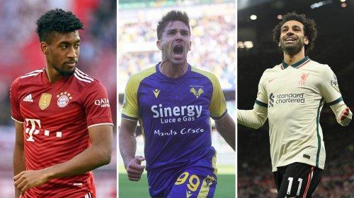 Football : Chelsea cartonne, Kingsley Coman porte le Bayern, Giovanni Simeone inscrit un quadruplé... Ce qu'il faut retenir du week-end européen