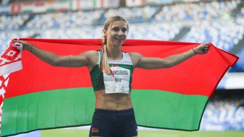 JO 2021 : l'athlète biélorusse Krystsina Tsimanouskaya punie par les autorités de son pays après avoir critiqué ses entraîneurs