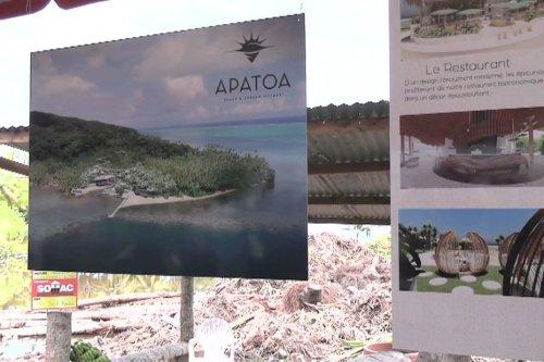 Raiatea : un nouvel ecolodge va sortir de terre - Polynésie la 1ère