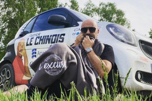 Après presque 20 000 kilomètres, l'humoriste lyonnais Patrick Le Chinois fait demi-tour aux portes de la Chine