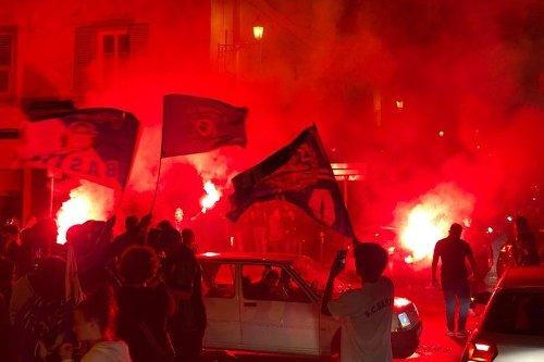 Football : Bastia qui rit, Bastia qui pleure