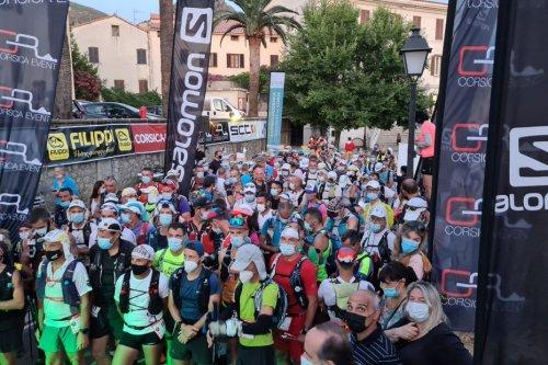 Ultra-trail : deux Corses sont en tête de la course Terre des Dieux