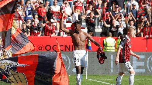 Ligue 1 : Nice renverse Lyon dans un final de folie
