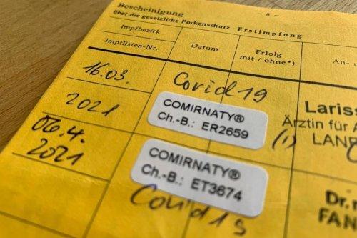 L'Allemagne va distribuer plus de vaccins aux habitants des zones frontalières
