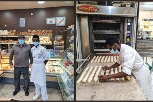 Nord : Première victoire pour Maya, l'apprenti boulanger d'origine guinéenne menacé d'expulsion