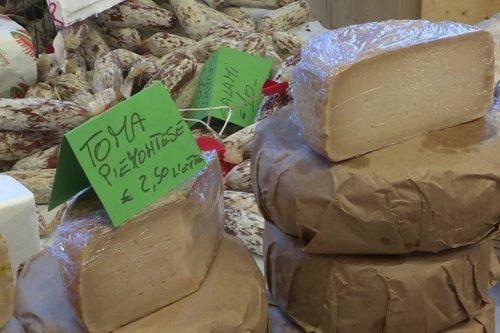 « Nos fromages sont plus savoureux » : fromages italiens et auvergnats en concurrence au Cheese Festival