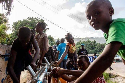 """UNICEF : """"Les enfants d'Haïti ont besoin de solidarité et de soutien"""" - Guadeloupe la 1ère"""