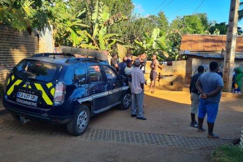 Agression mortelle à Combani - Mayotte la 1ère