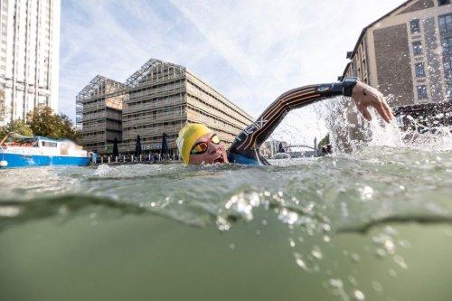 Des courses de natation en eau libre organisées dans le canal de l'Ourcq ce samedi à Pantin