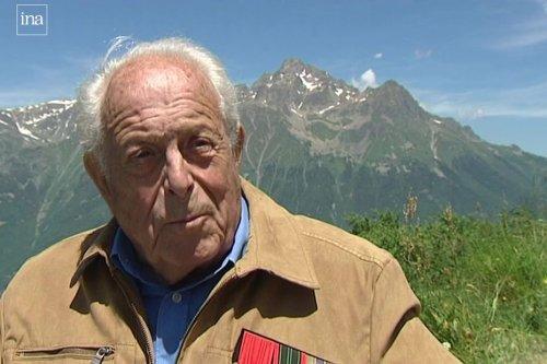 Le pionnier des remontées mécaniques Pierre Montaz est mort à l'âge de 97 ans