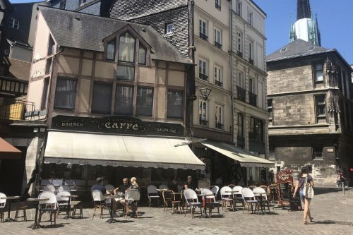 Rouvrir ou pas le 19 mai : à Rouen, le casse-tête des bars et des restaurants avec et sans terrasse