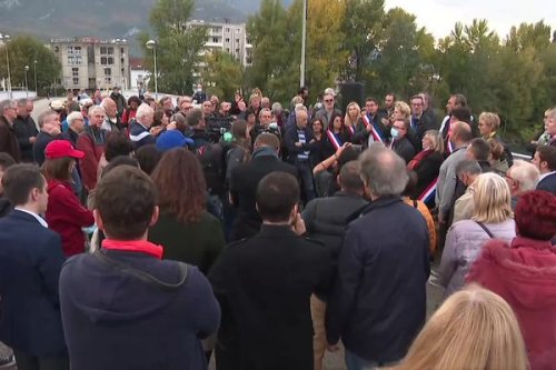 Isère : le pont Esclangon, fermé à la circulation, sème la discorde entre Grenoble et Fontaine
