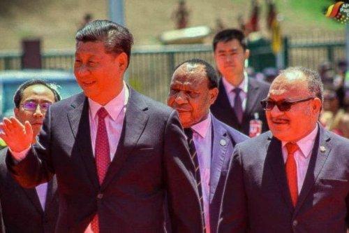 """[DOSSIER] """"Les Nouvelles routes de la soie"""" : quand l'expansionnisme chinois prend un nouveau tournant - Nouvelle-Calédonie la 1ère"""