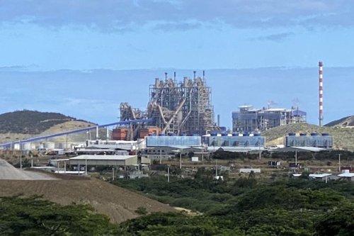 Un nouvel incident technique à l'usine du Nord - Nouvelle-Calédonie la 1ère