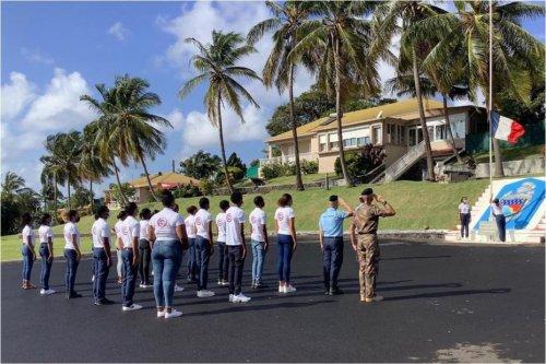 21 jeunes martiniquais ont choisi la gendarmerie pour leur Service National Universel cette année - Martinique la 1ère