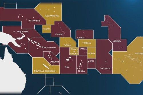 Chine : quelles sont ses influences en Nouvelle-Calédonie ? - Nouvelle-Calédonie la 1ère