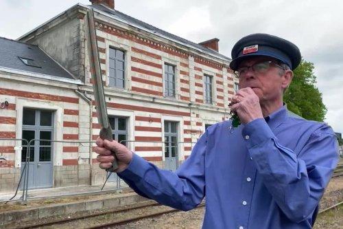 Pontivy : Même sans train, la gare reprend vie