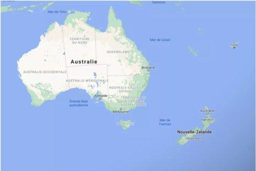 Manifestations anti confinement et échauffourées avec la police à Sydney - Polynésie la 1ère