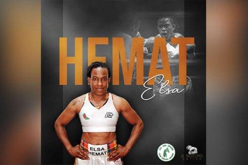 La Martiniquaise Elsa Hemat devient championne de France de boxe - Martinique la 1ère