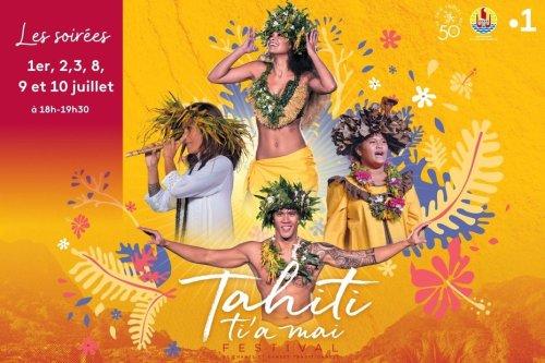 Festival Tahiti ti'a mai : le programme des soirées - Polynésie la 1ère