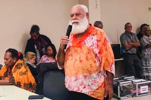 Paul Néaoutyine se positionne pour l'obligation vaccinale et soutient la demande de report du référendum - Nouvelle-Calédonie la 1ère