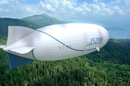 Flying Whales : le dirigeable du futur, un nouveau transport cargo écologique envisagé en Guyane - Guyane la 1ère