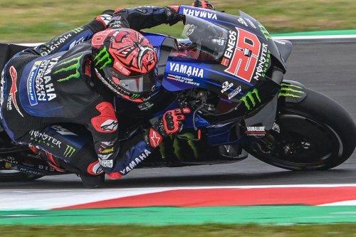 Le Niçois Fabio Quartararo est champion du monde de MotoGP