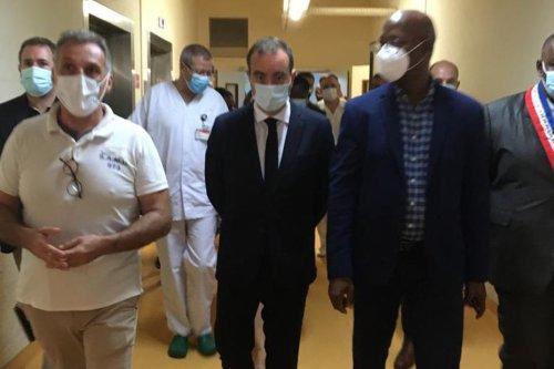 Le pass sanitaire s'appliquera en Guyane avec proportionnalité et discernement a déclaré Sébastien Lecornu - Guyane la 1ère