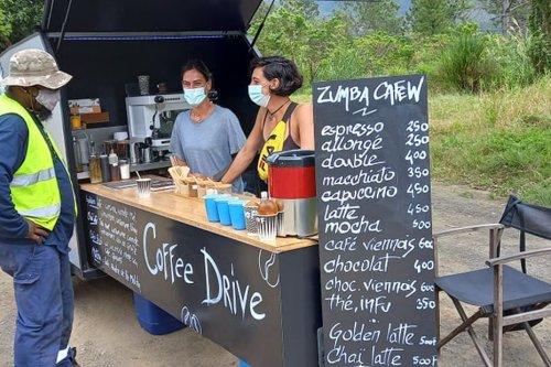 Café ambulant : un concept original au Mont-Dore - Nouvelle-Calédonie la 1ère